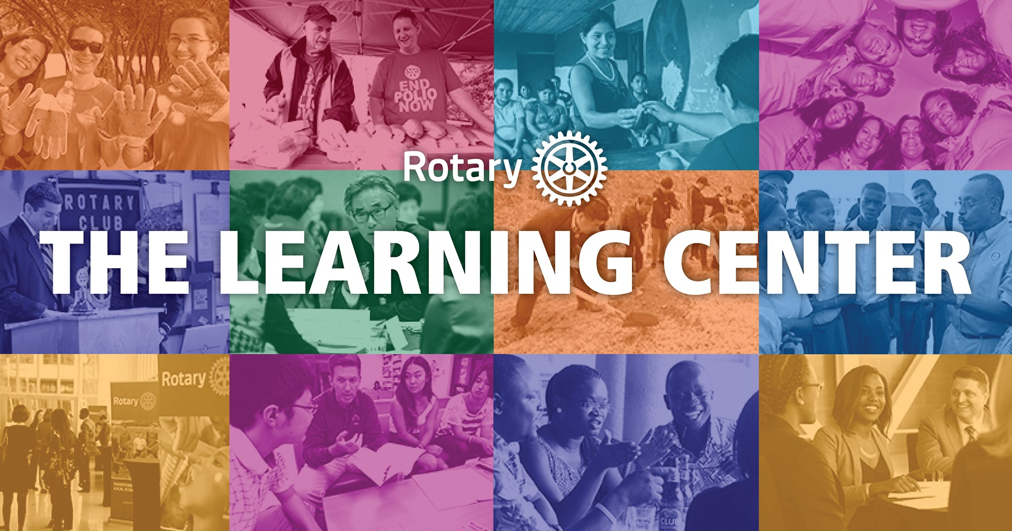 Rotary's Learning Center now available on mobile devices