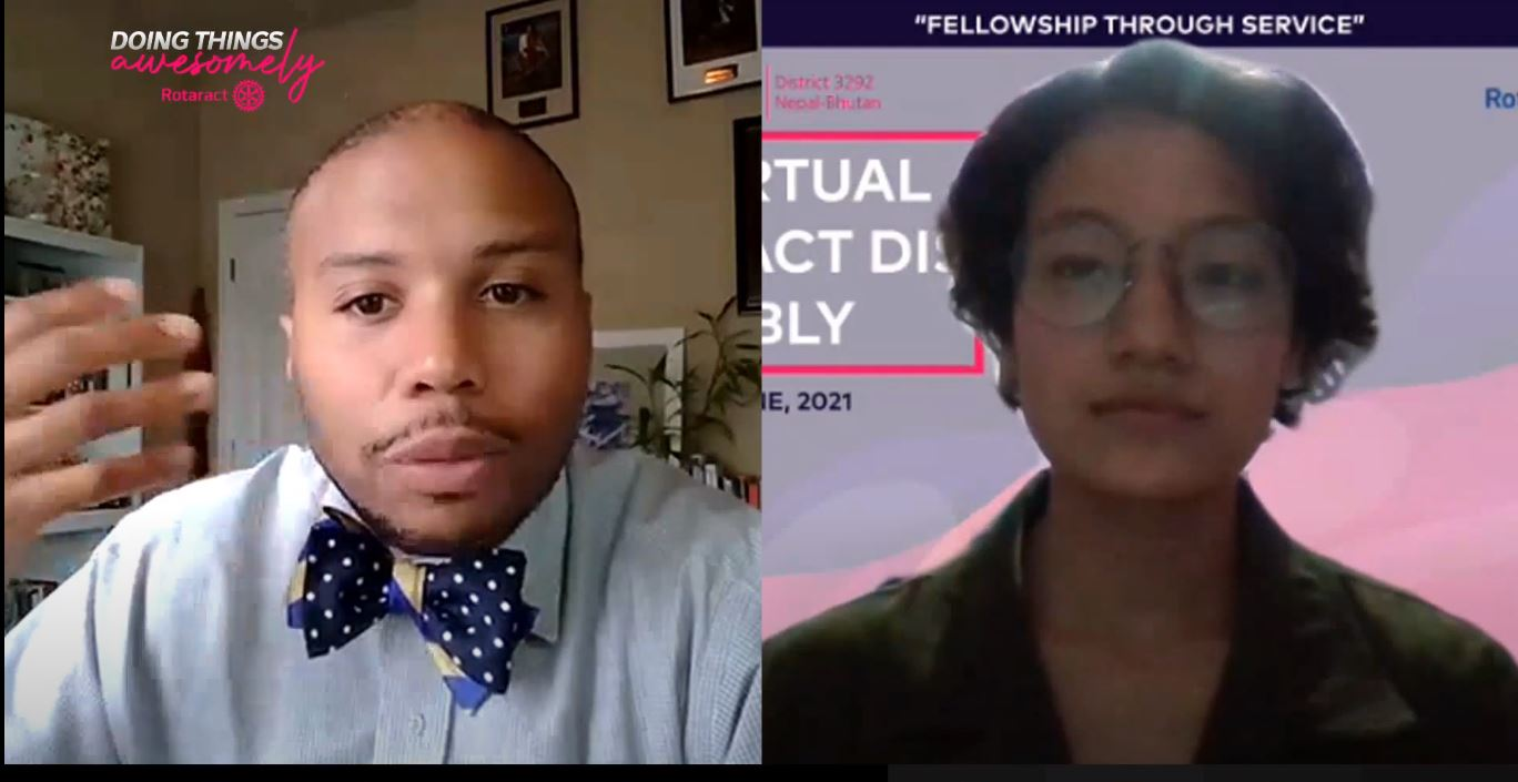 2021 Virtual District Assembly conducted online